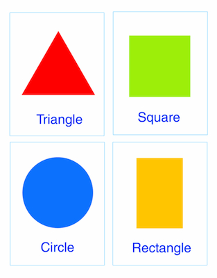 shapes for song page on website